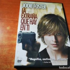 Cine: LA EXTRAÑA QUE HAY EN TI DVD DEL AÑO 2007 ESPAÑA JUDIE FOSTER TERENCE HOWARD NAVEEN ANDREWS. Lote 293822243
