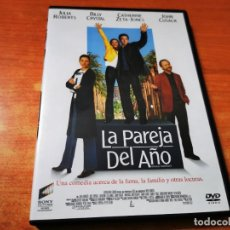 Cine: LA PAREJA DEL AÑO DVD DEL AÑO 2007 ESPAÑA JULIA ROBERST BILLY CRYSTAL CATHERINE ZETA-JONES. Lote 293824523