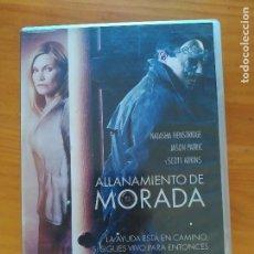 Cine: DVD ALLANAMIENTO DE MORADA - JASON PATRIC (5R). Lote 293906353