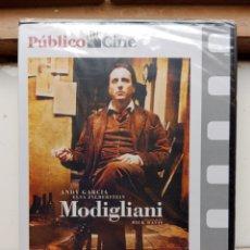 Cine: MODIGLIANI, DVD, ESTUCHE SLIM, NUEVO Y PRECINTADO. Lote 293906588