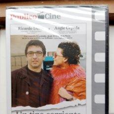 Cine: UN TIPO CORRIENTE, DVD, ESTUCHE SLIM, NUEVO Y PRECINTADO. Lote 293906758