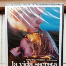 Cine: LA VIDA SECRETA DE LAS PALABRAS, DVD, ESTUCHE SLIM, NUEVO Y PRECINTADO. Lote 293906993