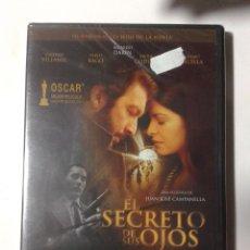 Cine: EL SECRETO DE SUS OJOS - DVD NUEVO PRECINTADO. Lote 293966923