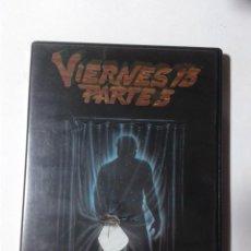 Cine: VIERNES 13 - PARTE 3 - DVD. Lote 293967178