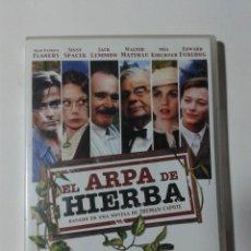 Cine: EL ARPA DE HIERBA - JACK LEMMON - DVD. Lote 293967773