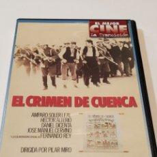 Cine: B8. EL CRIMEN DE CUENCA. SIEMPRE EL MEJOR PRECIO. Lote 293976503
