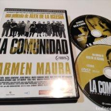 Cine: B8. LA COMUNIDAD. EDICIÓN ESPECIAL 2 DVD. SIEMPRE EL MEJOR PRECIO. Lote 293977098
