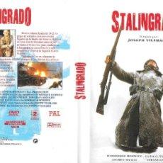 Cine: STALINGRADO - JOSEPH VILSMAIER - WIDESCREEN. Lote 293977738