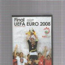 Cine: FINAL UEFA EURO 2008. Lote 294026738