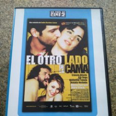 Cine: DVD -- EL OTRO LADO DE LA CAMA --. Lote 294068948