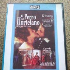 Cine: DVD -- EL PERRO DEL HORTELANO --. Lote 294069033