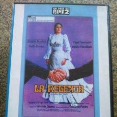 Cine: DVD -- LA REGENTA --. Lote 294069358