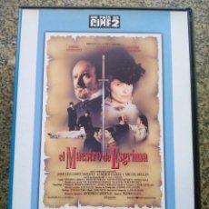 Cine: DVD -- EL MAESTRO DE ESGRIMA --. Lote 294069443