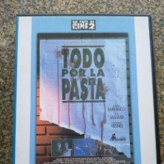 Cine: DVD -- TODO POR LA PASTA --. Lote 294069623