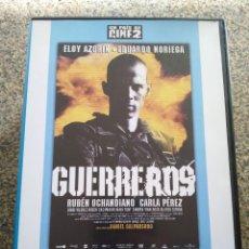 Cine: DVD -- GUERREROS --. Lote 294075333
