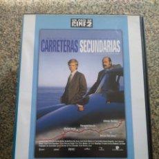 Cine: DVD -- CARRETERAS SECUNDARIAS --. Lote 294075438