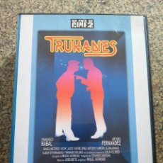 Cine: DVD -- TRUHANES -- FRANCISCO RABAL Y ARTURO FERNANDEZ --. Lote 294075673