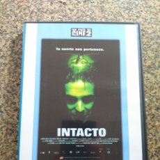 Cine: DVD -- INTACTO --. Lote 294075923