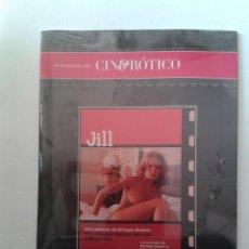 Cine: JILL - CINE EROTICO - DVD NUEVO PRECINTADO. Lote 294278693