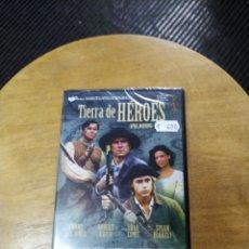 Cine: TIERRA DE HÉROES (DVD). Lote 294278998