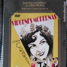 Cine: VIRGENES MODERNAS.EDICC.COLECCIONISTA/LIBRETO. Lote 294279188