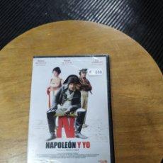 Cine: N NAPOLEÓN Y YO (DVD. Lote 294279643