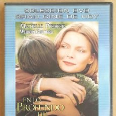 Cine: TODODVD: EN LO PROFUNDO DEL OCÉANO (MICHELLE PFEIFFER, TREAT WILLIAMS, JONATHAN JACKSON). Lote 294282458