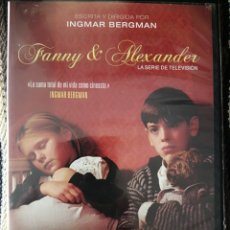 Cine: FANNY& ALEXANDER( INGMARG BERGMAN). Lote 294327998