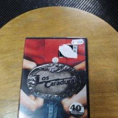 Cine: LOS CARADURAS EDICIÓN 40° ANIVERSARIO (DVD). Lote 294365678