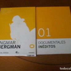 Cine: PACK INGMAR BERGMAN - DVD. Lote 294373663