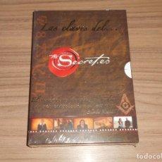 Cine: LAS CALVES DEL SECRETO EDICION ESPECIAL 3 DVD NUEVA PRECINTADA. Lote 294378448