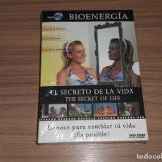 Cine: EL SECRETO DE LA VIDA EDICION ESPECIAL 3 DVD NUEVA PRECINTADA. Lote 294378728