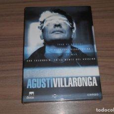Cine: PACK 5 DVD AGUSTI VILLARONGA TRAS EL CRISTAL - EL MAR - EL PASAJERO CLANDESTINO ETC NUEVA PRECINTADA. Lote 294378878