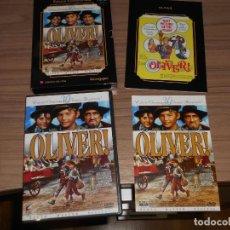 Cine: OLIVER EDICION ESPECIAL DVD + LIBRO 34 PAG. COMO NUEVA. Lote 294476523