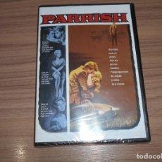 Cine: PARRISH DVD TROY DONAHUE CLAUDETTE COLBERT KARL MALDEN NUEVA PRECINTADA. Lote 294476838
