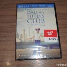 Cine: DALLAS BUYERS CLUB DVD MATTHEW MCCONAUGHEY NUEVA PRECINTADA. Lote 294478058