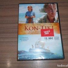 Cine: KON-TIKI DVD NUEVA PRECINTADA. Lote 294478258