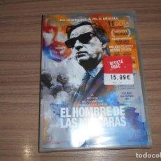 Cine: EL HOMBRE DE LAS MIL CARAS DVD NUEVA PRECINTADA. Lote 294478418