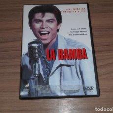 Cine: LA BAMBA DVD ESAI MORALES COMO NUEVA. Lote 294478793