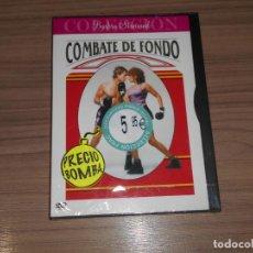 Cine: COMBATE DE FONDO EDICION ESPECIAL DVD PAG BARBRA STREISAND NUEVA PRECINTADA. Lote 294479098