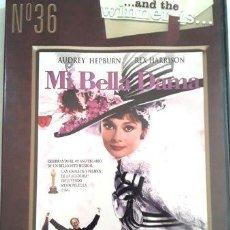 Cine: MI BELLA DAMA DVD AUDREY HEPBURN REX HARRISON. Lote 294518593