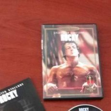 Cine: ROCKY Y RAMBO SYLVESTER STALLONE. Lote 294528698