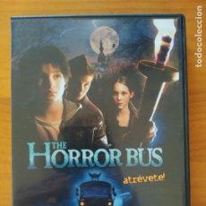 Cine: DVD THE HORROR BUS (7Q). Lote 294999128