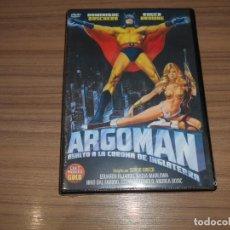 Cine: ARGOMAN ASALTO A LA CORONA DE INGLATERRA DVD NUEVA PRECINTADA. Lote 295038943