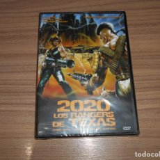 Cine: 2020 LOS RANGERS DE TEXAS DVD DE JOE DAMATO NUEVA PRECINTADA. Lote 295046308