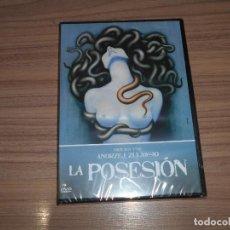 Cine: LA POSESION DVD DE ANDRZEJ ZULAWSKI NUEVA PRECINTADA. Lote 295046443