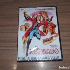 Cine: EL JOROBADO DVD BOURVIL JEAN MARAIS NUEVA PRECINTADA. Lote 295046778