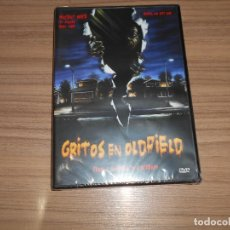 Cine: GRITOS EN OLDFIELD DVD TERROR NUEVA PRECINTADA. Lote 295047183
