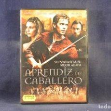 Cine: APRENDIZ DE CABALLERO - DVD. Lote 295443133