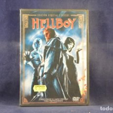 Cine: HELLBOY - 2 DVD. Lote 295443423